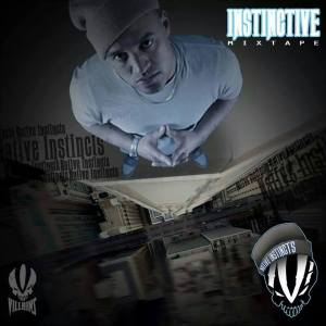 N.I - Instinctive (Mixtape) Front Cover